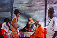 DSC06348 (2) (kkfp) Tags: india color yoga fruit naked fire photography vishnu streetphotography covered sacred yogi ash maharashtra shiva sept baba sadhu saffron ashram naga mela offerings nashik 2015 kumbhmela mahakumbh