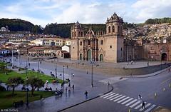Catedral del Cusco (oeyvind) Tags: peru cuzco cusco perú per plazadearmasdelcusco catedraldelcusco catedralbasílicadelavirgendelaasunción xf1855mm