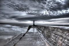 Porthcawl Lighthouse, Wide