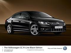 Volkswagen CC R-Line Black Edition