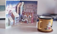 (s)now (sz-m-er.blogspot.com) Tags: christmas snow december gift moomins warmest