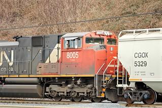 CN Trains