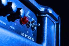 Blackstar (@floabout) Tags: music guitar band gear session musik blitz amplifier strobe blackstar produkt strobist