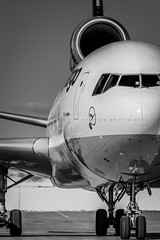 Lufthansa Cargo MD11 (360 Photography) Tags: canada weather tarmac plane germany airplane md ramp mechanical montreal aircraft aviation jet cargo vehicle lh douglas lufthansa airliner dorval avion mathieu md11 yul mcdonnell jetliner pouliot mcdonnelldouglas trijet 2016 050216 dalcd mathieupouliot dlh8160