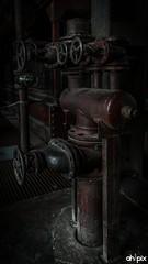 Pipes Zeche Zollverein, Essen Germany (Springer@WW) Tags: germany deutschland essen europa europe pipe industrie zollverein zeche rohre lostplace