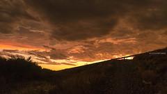 Tarde de tormentas (Alexis Retamal!) Tags: atardecer nubes tormenta crepusculo ocaso