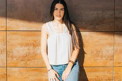 (Caballerophotos) Tags: portrait españa girl sevilla flora chica retrato seville modelo acuario sesión