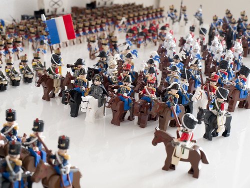 Flickriver: Random photos from Lego Napoleonic Wars pool