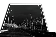 Road (Jocarlo) Tags: street light sky blackandwhite bw art luz backlight night ngc photowalk editing genius melilla calles nationalgeographic specialeffects photografy iluminacin photograpfy afotando flickraward sharingart arttate magicalskies montajesfotogrficos photowalkmelilla crazygenius crazygeniuses pwmelilla blinkagain jocarlo creativephotografy flickrstruereflection1 magicalskiesmick clickofart soulocreativity1 flickrclickx adilmehmood creativeartphotografy