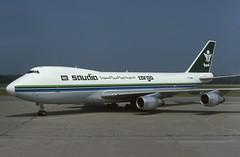 F-GPAN (SAUDIA) (Steelhead 2010) Tags: cargo boeing uta b747 mxp freg saudia b747200f fgpan