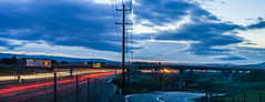 portola avenue overpass (pbo31) Tags: california blue winter sunset sky panorama color nikon highway ramp traffic country over large overpass panoramic rushhour eastbay february livermore stitched alamedacounty 580 2016 lightstream boury pbo31 d810