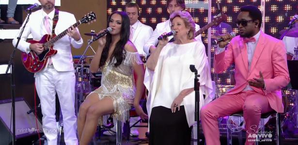 """""""Você sabe o que é dildo?"""", pergunta Fernanda Lima à mãe em """"Amor e Sexo"""""""