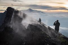 On the edge of the Volcano, Nyiragongo, eastern DR Congo, Virunga-4177 (jeromestarkey) Tags: mountain sunrise volcano summit congo drc rdc kivu virunga nyiragongo democraticrepulicofcongo