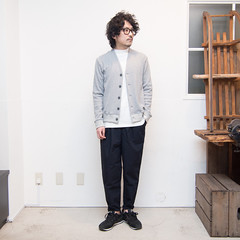 February 06, 2016 at 12:51PM (audience_jp) Tags: fashion japan shop tokyo audience style snap  madeinjapan kouenji  coordinate   ootd nowavailable       audienceshop  aud2674
