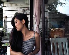 ' Melancholy ' (Andy Zingo Photography) Tags: portrait woman lady female wonderful thailand thai melancholy kohkret