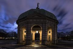 Hofgartentemple (Luis R.C.) Tags: paisajes munich nikon viajes alemania nocturnas d610