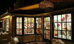 artisans gallery (judecat (getting back to nature)) Tags: storefront windowshopping peddlersvillage