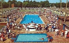 Seacroft Holiday Camp, Hemsby (trainsandstuff) Tags: vintage postcard pontins hemsby seacroftholidaycamp