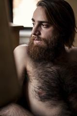 DSC_9652 (FlamingCity) Tags: hairy sexy beard facialhair sexyman hairychest