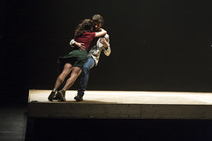 Marie Fonte, Mathieu Bleton (DanceTabs) Tags: uk men london climb women circus stage performing arts barbican entertainment gravity acrobatics acrobat balance staged performers performer acrobatic contemporarydance hewhofalls yoannbourgeois dancetabs mariefonte eliselegros londoninternationalmimefestival2016 contemporaryvisualtheatre limf2016 compagnieyoannbourgeois costumesginette francescaziviani jeanbaptisteandre juliencramillet lightingadelegrepinet mathieubleton bodieslean hangandfall