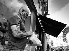 tattoo (TonyCearns) Tags: street leica bw tension m9 darkstreet