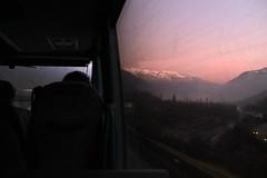 Travel (Sbastien.C - Photographies) Tags: voyage travel rome car montagne landscape soleil neige paysage italie frontire