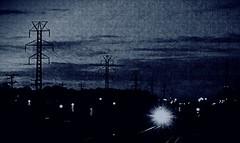Approaching Light (pjpink) Tags: blue winter light urban virginia january richmond approaching rva 2016 scottsaddition pjpink