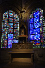 Saint Denis, Basilique, Cathédrale, France, (jlfaurie) Tags: