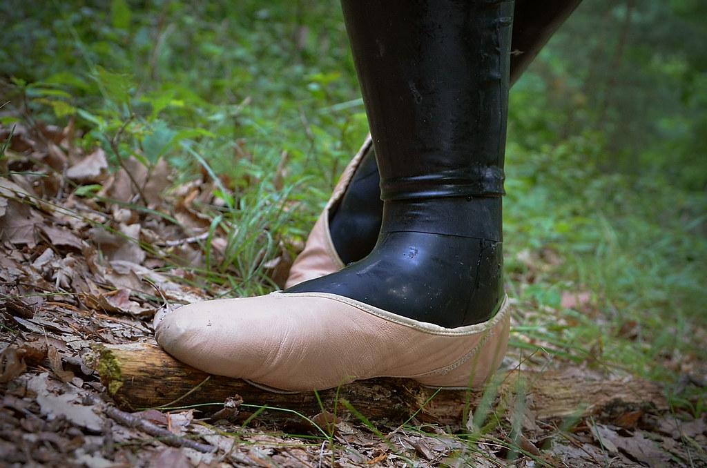 Ballet Slipper Fetish Ballerina - Fetish - Rcl136Com-2585