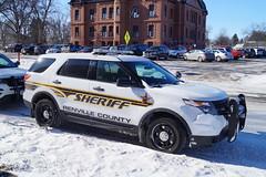 Ford Police Interceptor (DVS1mn) Tags: ford police interceptor