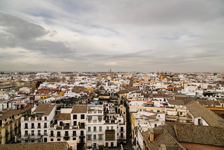 Seville Jan 2016 (5) 643 - The view from La Giralda, the Cathedral tower