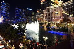 The fountains of Bellagio (WorldofArun) Tags: show hotel paradise lasvegas nevada performance casino resort bellagio fountains fountainshow lasvegasstrip 2470mm manmadelake choreograph clarkcounty 2013 slasvegasblvd yenumula worldofarun nikond800 arunyenumula