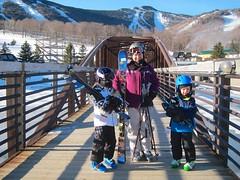 On The Way To The Slopes! (Joe Shlabotnik) Tags: vermont skiing violet sue killington everett faved 2016 proudparents 60225mm february2016