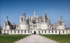 Chambord variations - standard (Paucal) Tags: france castle de la unesco chambord loire blois chteaux hassy 503cw cfe80 cfv39