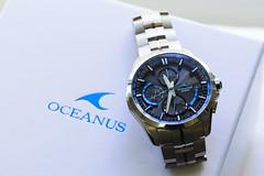 IMG_0109_LR (weiyu826) Tags: casio s3000 ocw oceanus 電波時計 光動能 電波錶