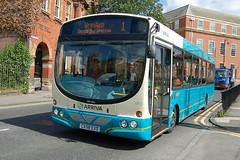 Arriva VDL SB200 2913 CX58EXD - Chester (dwb transport photos) Tags: bus chester wright pulsar arriva vdl 2913 cx58exd