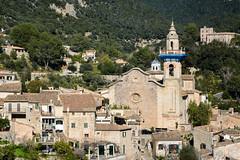 Schöner Ort auf Mallorca