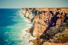 The Unstable cliffs- Great Australian Bight (bsam4109) Tags: travel landscape great australian cliffs southernocean bight