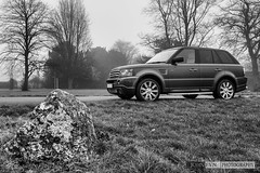 RRS in B&W (John Fÿn Photography) Tags: uk greatbritain england blackandwhite bw london glass monochrome car grey mono nikon europe doors 4x4 unitedkingdom britain wheels gray vehicle suv landrover rangerover rangeroversport v8 tyres supercharged d800 42l bodykit rrs syonhouse 1635mm jlr automotivephotography constantaperture nikonfx jaguarlandrover nikkor1635mm 1635mmf40