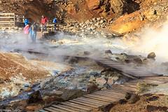 Seltún - Krýsuvík (holger.torp) Tags: hot mud steam pots springs reykjanes hver krýsuvík seltún hverasvæði