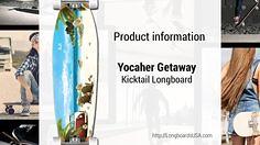Yocaher Getaway Kick (longboardsusa) Tags: usa kick getaway skate skateboards longboards longboarding yocaher