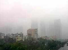 烟雨迷雾/The Misty Rain (KAMEERU) Tags: guangzhou rain misty spring