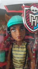 Monster High Clawd Wolf Close Up (kuyo.chan) Tags: mh monsterhigh clawdwolf monsterhighclawdwolf mhclawdwolf