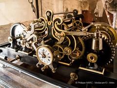EYGALIERES - TOUR - HORLOGE - CAMPANILE (1) (Philippe MARC - Photographies ARles - MEDIACAM13) Tags: campanile horloge alpilles bouchesdurhone mediacam13