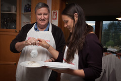Kallayanee's Kitchen: The Best Thai food you can learn to make  on Vancouver Island (Ry Glover) Tags: ca canada britishcolumbia vancouverisland subject cookingclass kaki northsaanich thaicuisine 6x4 lesson9 160412 kallayaneeskitchen standardlessons authenticthaicookingclasses