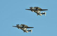 DSC_3543 (Eleu Tabares) Tags: ocean las vegas red airplane us exercise flag aircraft military nevada navy hawkeye base warplane e2c nellis northrop grummans