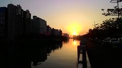 P_20160327_175807 (Shane Cheng) Tags: sunset river taiwan tainan