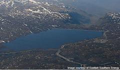Glendoe Reservoir and Dam (gis_uwe) Tags: dam reservoir hydroelectric hydropower glendoe