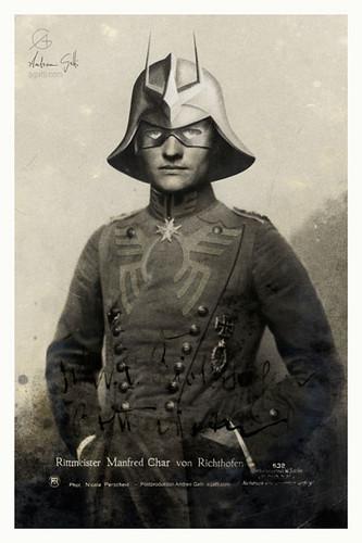 Manfred Char von Richthofen