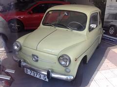 SEAT 600 E (1972) (andreboeni) Tags: auto classic cars car automobile seat voiture retro spanish espanol 600 oldtimer autos automobiles voitures automobili classique classico